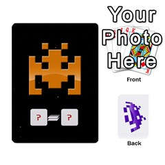 8bit By Daniel Cassar   Playing Cards 54 Designs   Zwe02aedvg7m   Www Artscow Com Front - Heart6