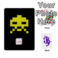 8bit By Daniel Cassar   Playing Cards 54 Designs   Zwe02aedvg7m   Www Artscow Com Front - Diamond5
