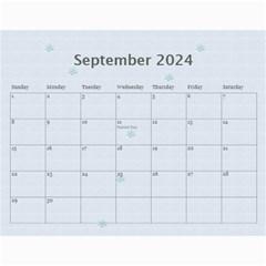 Framed With Flowers 2017 (any Year) Calendar By Deborah   Wall Calendar 11  X 8 5  (12 Months)   2zz7fgvp1nld   Www Artscow Com Sep 2017