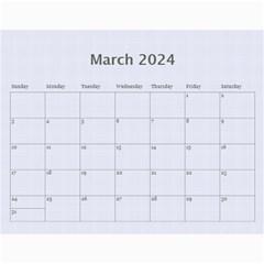 Framed With Flowers 2017 (any Year) Calendar By Deborah   Wall Calendar 11  X 8 5  (12 Months)   2zz7fgvp1nld   Www Artscow Com Mar 2017