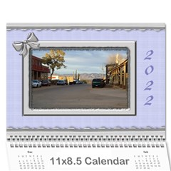 Elegant In Silver 2017 (any Year) Calendar By Deborah   Wall Calendar 11  X 8 5  (12 Months)   Fum18nvivevs   Www Artscow Com Cover