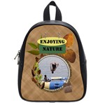 Enjoying Nature Small School Bag - School Bag (Small)