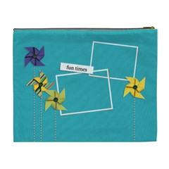 Cosmetic Bag (xl)   Pinwheels By Jennyl   Cosmetic Bag (xl)   Nsfn5theplib   Www Artscow Com Back