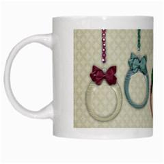 Christmas Ornament/grandkids Mug By Mikki   White Mug   D75bv6xol1kt   Www Artscow Com Left