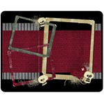 Pirate/Skulls/Boys- Fleece Blanket (M) - Fleece Blanket (Medium)