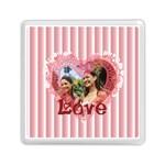 love - Memory Card Reader (Square)