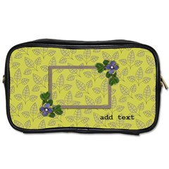 Toiletries Bag (two Sides)   Sweet Dreams By Jennyl   Toiletries Bag (two Sides)   Uvbto67ty1l1   Www Artscow Com Front