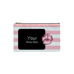 Ballerin Cosmetic Bag Sm By Lillyskite   Cosmetic Bag (small)   F313l7t1cby6   Www Artscow Com Front