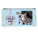 Crazy Cat Pencil Case