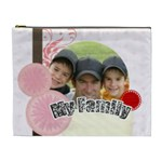 happy family - Cosmetic Bag (XL)