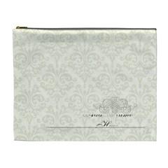 Cosmetic Bag (xl) : Minimalist 4 By Jennyl   Cosmetic Bag (xl)   Aq1pz80urfje   Www Artscow Com Front