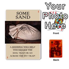 Jack Indiana Jones Fireball Card Set 02 By German R  Gomez   Playing Cards 54 Designs   A75s73sj4lad   Www Artscow Com Front - HeartJ
