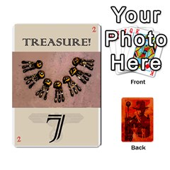 Indiana Jones Fireball Card Set 03 By German R  Gomez   Playing Cards 54 Designs   W9t1xzn1ra8s   Www Artscow Com Front - Spade10