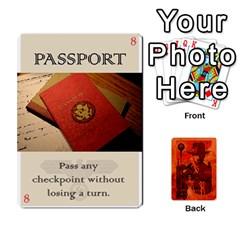 King Indiana Jones Fireball Card Set 04 By German R  Gomez   Playing Cards 54 Designs   32z5rhtvoi0d   Www Artscow Com Front - SpadeK