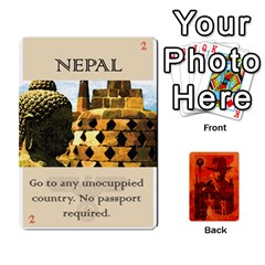 Indiana Jones Fireball Card Set 04 By German R  Gomez   Playing Cards 54 Designs   32z5rhtvoi0d   Www Artscow Com Front - Heart7