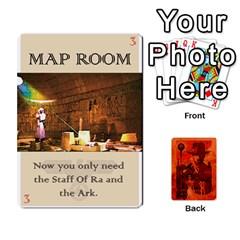 Jack Indiana Jones Fireball Card Set 04 By German R  Gomez   Playing Cards 54 Designs   32z5rhtvoi0d   Www Artscow Com Front - HeartJ