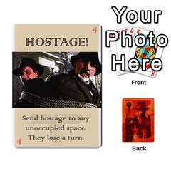Indiana Jones Fireball Card Set 04 By German R  Gomez   Playing Cards 54 Designs   32z5rhtvoi0d   Www Artscow Com Front - Diamond4
