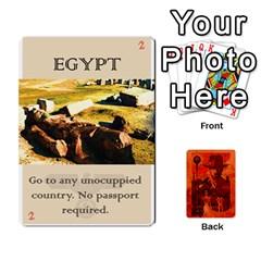 Indiana Jones Fireball Card Set 04 By German R  Gomez   Playing Cards 54 Designs   32z5rhtvoi0d   Www Artscow Com Front - Diamond8