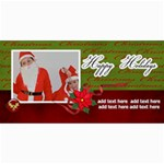 4  x 8  Photo Cards: Happy Holidays