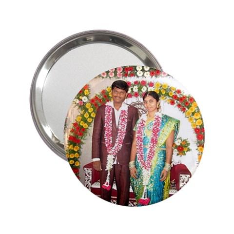 Hand Purse Mirror By Anusha   2 25  Handbag Mirror   Iyll0mfys6sp   Www Artscow Com Front