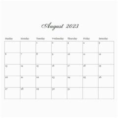 Shabby Chic/flowers/mother Photo 2015 Calendar (12 Months) By Mikki   Wall Calendar 11  X 8 5  (12 Months)   Itmuq6y67y1i   Www Artscow Com Aug 2015