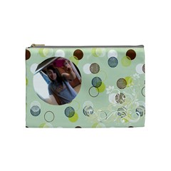 Lindsey By Lindsey Neiswonger   Cosmetic Bag (medium)   Al7lqkyrb1t2   Www Artscow Com Front