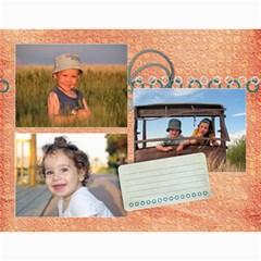 Love/cuddle Bunny/baby Photo 2015 Calendar (12 Months) By Mikki   Wall Calendar 11  X 8 5  (12 Months)   96fyd5p2cu4x   Www Artscow Com Month