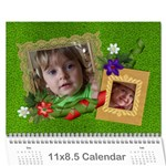 Berry Much/Love- Photo 2015 Calendar (12 months) - Wall Calendar 11  x 8.5  (12-Months)