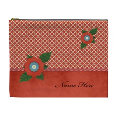 Cosmetic Bag (xl)   Red Hot Dreams By Jennyl   Cosmetic Bag (xl)   Wtxd06i1o5vr   Www Artscow Com Front