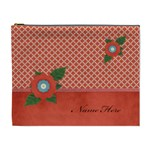 Cosmetic Bag (XL) - Red Hot Dreams