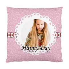 Happy Day By Joely   Standard Cushion Case (two Sides)   Ndc82lknps92   Www Artscow Com Front