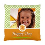 happy day - Standard Cushion Case (Two Sides)