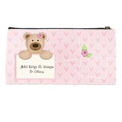 Pencil Case   Bear (girl) By Jennyl   Pencil Case   Xtchs9covgbm   Www Artscow Com Back