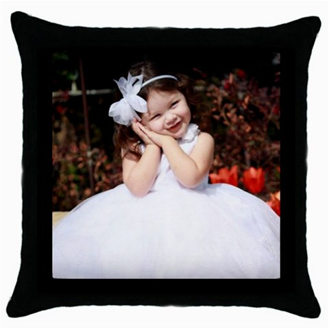 Pillowcase By Krystal M    Throw Pillow Case (black)   Awibw9zgp5am   Www Artscow Com Front
