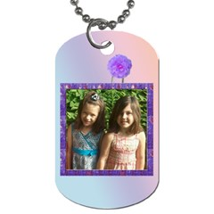 A Year In Review Dog Tag By Jolene   Dog Tag (two Sides)   Ardeyy57jtwv   Www Artscow Com Back