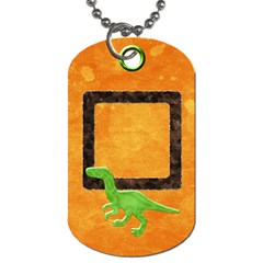 Dino Tag Template By Heather    Dog Tag (two Sides)   Sjlfwnbglwsw   Www Artscow Com Back