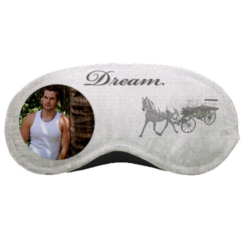 Dream Sleeping Mask By Deborah   Sleeping Mask   2al7r8ols8lj   Www Artscow Com Front