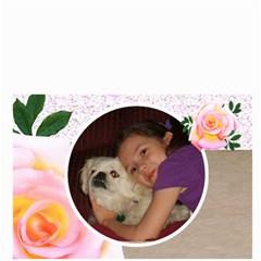 Rose Tier Bucket Bag By Kim Blair   Bucket Bag   8n25awertk51   Www Artscow Com Back
