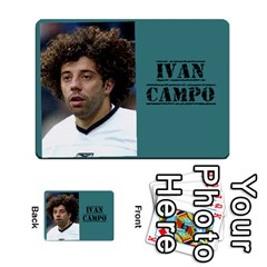 Who Would Win Casero By Neftali Blanco   Multi Purpose Cards (rectangle)   T53kapxdyr8b   Www Artscow Com Front 19