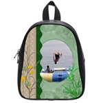 Green Design School Bag (Small)
