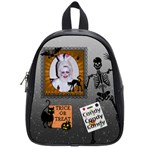 Halloween Candy Bag (Small School Bag) - School Bag (Small)