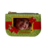 Stocking stuffer/Christmas-mini coin purse