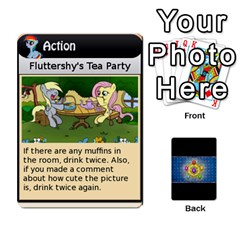 Jack Pony Drinking Deck 3 By Gonzo Anon   Playing Cards 54 Designs   P5ldxxe1uuh8   Www Artscow Com Front - DiamondJ