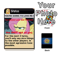 Ace Pony Drinking Deck 3 By Gonzo Anon   Playing Cards 54 Designs   P5ldxxe1uuh8   Www Artscow Com Front - ClubA