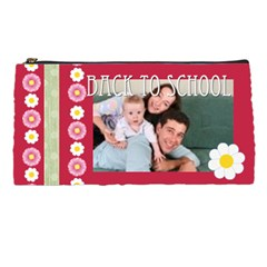 Back To School By Joely   Pencil Case   4i7xvx41eehj   Www Artscow Com Front