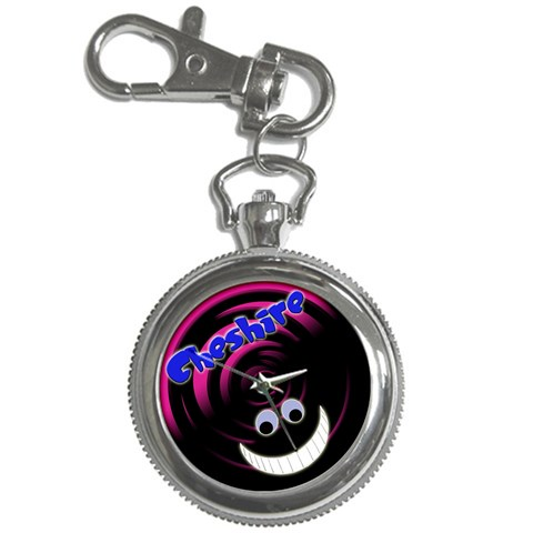Cheshire Cat  By Timm Miller   Key Chain Watch   Ormugteg12w3   Www Artscow Com Front