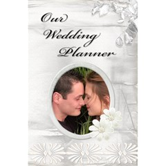 Our Wedding Planner 2012 Notebook By Deborah   5 5  X 8 5  Notebook   S303j42x0rxj   Www Artscow Com Front Cover