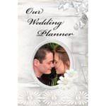 Our Wedding Planner 2012 Notebook - 5.5  x 8.5  Notebook