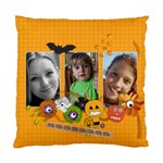 Halloween/trick or treat-Cushion Case (Two Sides) - Standard Cushion Case (Two Sides)