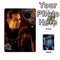 Doctor Who V2 File  By Mark Chaplin   Playing Cards 54 Designs   Prn7tzyrb9r9   Www Artscow Com Front - Heart4